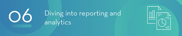 Live Auction Tip 6: Dive into Reporting and Analytics