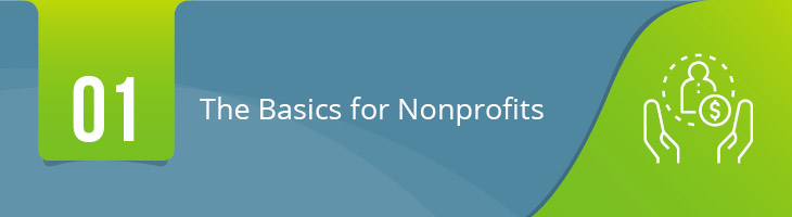 The basics for nonprofits